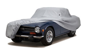Covercraft Noah All weather Car Cover Fits 1968 To 1973 Triumph Tr6 C16595nh