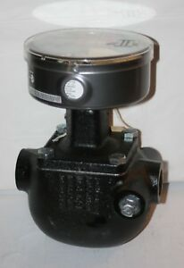 Dwyer Mercoid Type 123 3 Water Level Control Switch 120 240v ac 150 Psi