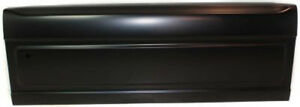 Primed Steel Tailgate For 1978 1982 Ford Bronco Fo1900102