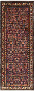 Hand Knotted Persian 3 7 X 9 8 Persian Vintage Traditional Wool Rug