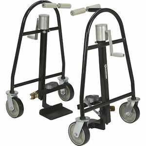 Strongway Furniture And Crate Mover Set 1300 lb Total Capacity