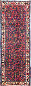 Hand Knotted Persian Carpet 3 7 X 9 10 Traditional Wool Rug