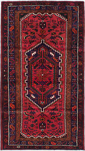Hand Knotted Persian Carpet 3 10 X 6 8 Traditional Wool Rug