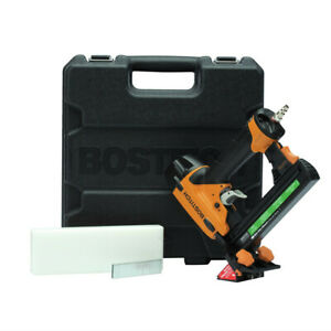 Bostitch 18 gauge Oil free Engineered Flooring Stapler Ehf1838k New