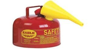 Eagle Ui 20 fs Type I Safety Gas Can 2 Gallon