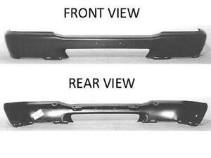 Cpp Front Bumper Face Bar For 1998 2000 Ford Ranger