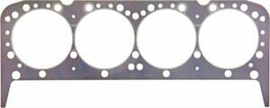 Gasket Cylinder Head Single Each Small Block Chevy 350 327 283 4 19 Fel Pro 1004