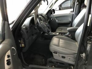 Driver Front Seat Bucket Lhd Leather Electric Low Back Fits 07 Liberty 522249