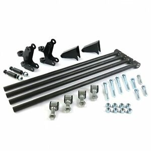 Vintage Parts Universal Front Four Link Kit Vpa4luaa Classic Parts Usa Muscle