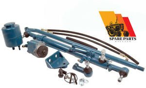 Power Steering Conversion Kit Ford 5000 5600 6600