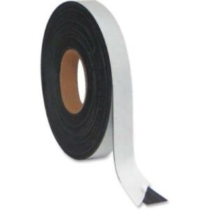 Mastervision Magnetic Adhesive Tape 0 50 Width X 50 Ft Length 1 fm2321