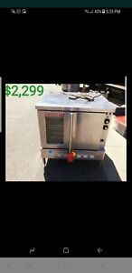New Blodgett Dual Flow Gas Bakery Depth Commercial Convection Oven Bakery Pizza