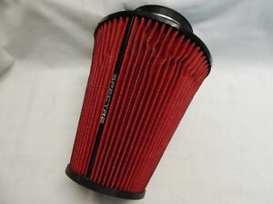 Spectre Hpr9612 Cold Air Intake Cone Filter Fits 4 102mm Inlet Tube
