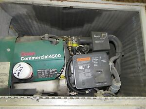 Onan Commerical 4500 Generator Low Hours Clean Works Great Rv Camper Mechanic
