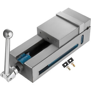 4 Super lock Precision Cnc Vise Milling Clamping High Accuracy Solid Durable