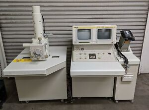Jeol Jsm 5400 Scanning Microscope Good Condition Selling As Is