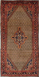Hand Knotted Persian 5 0 X 9 10 Koliai Vintage Wool Rug Discounted