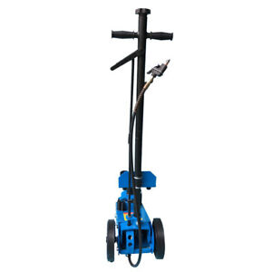 Air Hydraulic Floor Jack 22 Ton Automotive Lift Tool Blue