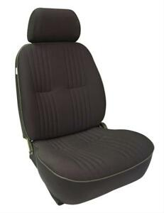 Scat procar Seat Pro 90 Series 1300 Reclining Driver Side Velour Black Each