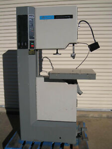 Rockwell Band Saw 20 Vertical Variable Speed Metal Cutting
