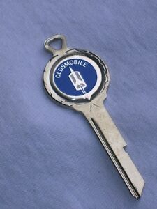 Old Vintage Oldsmobile Gm Auto Automobile Car Blank Key Olds B 44 Free Shipping