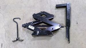 1980 1982 Ford Thunderbird Oem Jack And Wrench Hold Down