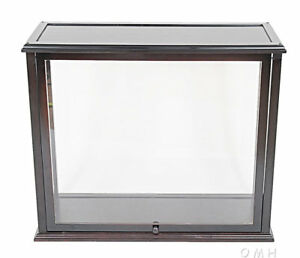 Old Modern Handicrafts Table Top Display Case Omh1466