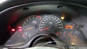 99 02 Chevy Camaro Speedometer Cluster Assembly 3 8