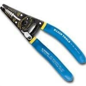 Klein Tools Kle11055 Klein kurve Wire Stripper cutter For Solid
