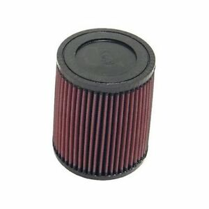 K n Air Filter Filtercharger Conical Cotton Gauze Red 2 25 Dia Inlet Ea Ru 3560