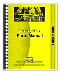 Parts Manual Caterpillar 835 Compactor 44n299 Up