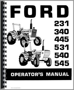 Service Manual John Deere 2 Cyl Power trol For 520 620 720 820 Tractor Sm2022
