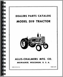 Parts Manual International Harvester Grd 175 175a 214 214a 233 233a Engine