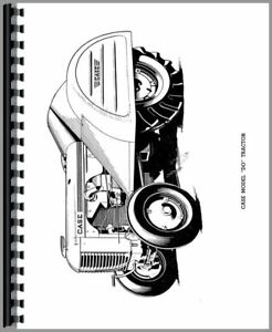 Parts Manual Case D Dh Dc Dv Do Tractor Sn To 4511449