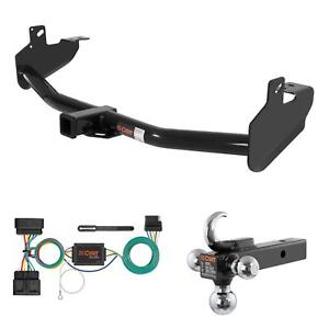 Curt Trailer Tow Package W Tow Hook Ball Mount For Colorado Canyon Truck
