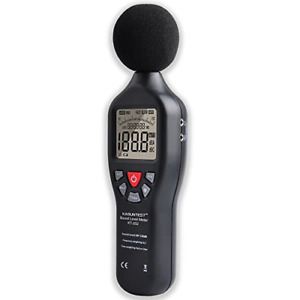 Professional Sound Level Meter Digital Noise Tester Range 30 To 130db