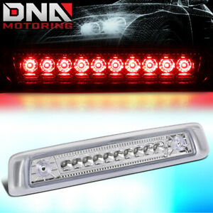 For 2006 2010 Jeep Commander Full Led Thied 3rd Tail Light Rear Brake stop Lamp