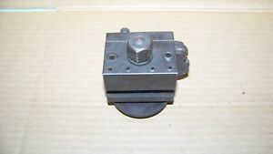 Very Nice South Bend Lathe 10 In 1 Tool Block Utb 100r For The 10 Inch Lathe