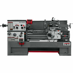 Jet Zx series Lg Spindle Bore Lathe With Collet Closer 16inx40in