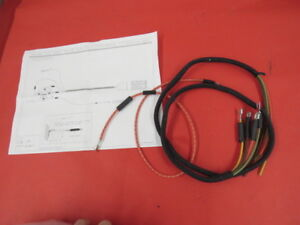 New Original Type 1946 48 Ford Heater Motor And Switch Wires 51a 18457
