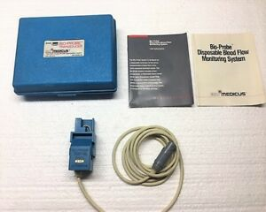 Bio Medicus Bio probe Transducer Tx 40p free Shipping Within The Usa tx40p