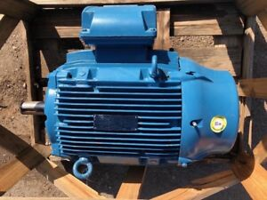 Weg Electric Motor 60hp 1800rpm Frame 364 5t New