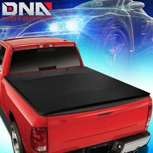 For 1988 2001 Chevy Gmc C K Truck 6 5 Short Bed Top Soft Roll Up Tonneau Cover