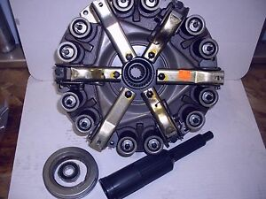 Ford 600 601 611 620 621 630 631 640 641 651 660 661 671 Tractor Clutch Kit