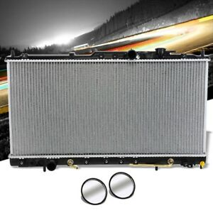 Blind Spot Mirror oe Style Aluminum Core Radiator Kit For 00 05 Eclipse L4 At