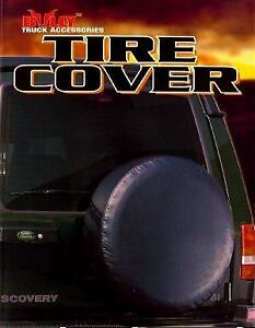 2002 03 04 05 06 07 New Jeep Liberty Spare Tire Cover