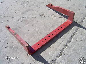 Farmall C Super C 200 230 240 Fast Hitch Drawbar