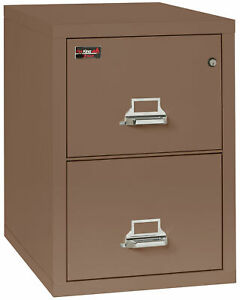 Fireking Fireproof 2 drawer 2 hour Rated Vertical File Cabinet