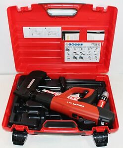 Hilti Dx 5 Fully Automatic Powder Actuated Fastening Tool Kit W mx72 Attachment