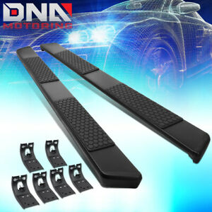 For 2009 2018 Ram Truck Crew Cab 6 Extruded Aluminum Step Bar Running Boards